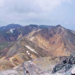 那須岳(茶臼岳~朝日岳) 日帰り登山