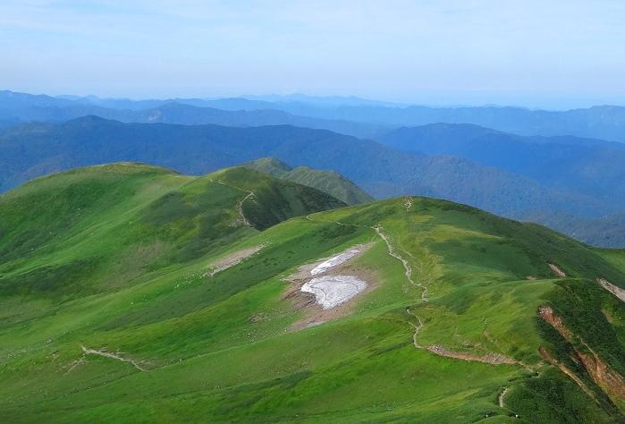 【東北】月山 稜線と湿原とお花畑の楽園 日帰り登山