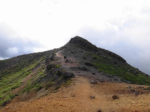 【東北】安達太良山 深夜発日帰り登山