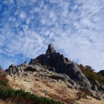 【南アルプス】鳳凰三山(薬師岳~観音岳~地蔵岳) 電車・バスで行く山小屋泊登山