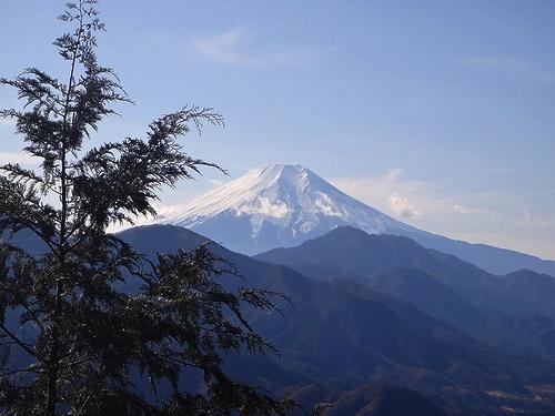 【秀麗富嶽十二景】高畑山~倉岳山 日帰り登山