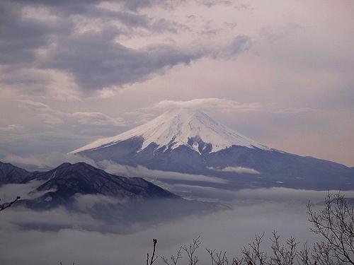 【秀麗富嶽十二景】冬の高川山 初心者向け入門雪山登山