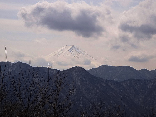 【秀麗富嶽十二景】笹子雁ヶ腹摺山 日帰り登山