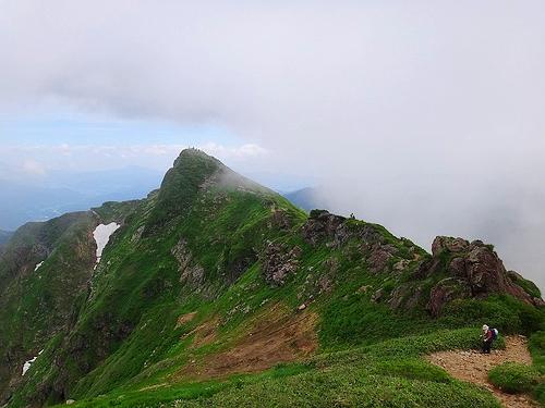 谷川岳 新幹線で行く日帰り登山