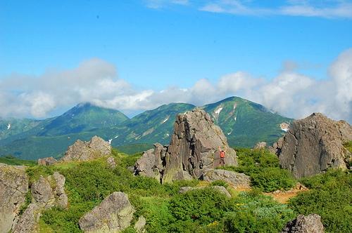火打山~妙高山(テント泊登山) 2日目・妙高山