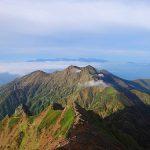 八ヶ岳テント泊縦走登山