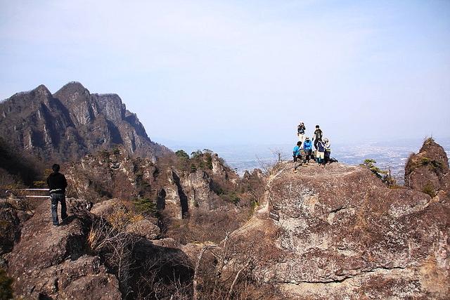 妙義山(金洞山) 石門巡りと鎖場・岩場の難関ルートへ挑む日帰り登山