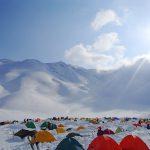 立山(北アルプス) 雷鳥沢雪上テント泊登山&バックカントリー