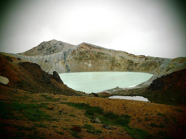 草津白根山  ~~登山と温泉のぶらり日帰りの旅~~