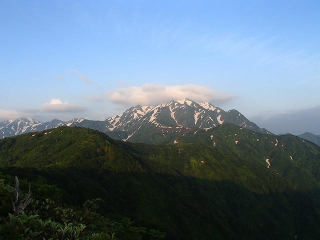 越後駒ヶ岳(魚沼駒ヶ岳) ~~開山日に御守りもらって日帰り登山~~