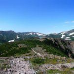【北海道】黒岳~旭岳 大雪山縦走登山 ~~花と稜線、雄大な大自然を行く~~