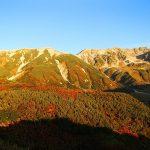 奥大日岳(北アルプス) テント泊登山 ~~立山と剱岳の大展望~~