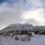 日光白根山(奥白根山) ―― 雪と氷と霧の山行 ――