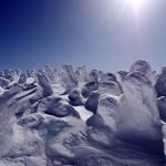 蔵王の樹氷・スノーモンスター