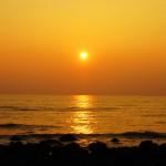 鳥海山(象潟コース) 夜行バスで行く日帰り登山 ~~花と海と夕日の眺望~~