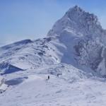 冬の木曽駒ヶ岳(中央アルプス) 雪山登山 ~~壮大な千畳敷カールと宝剣岳~~