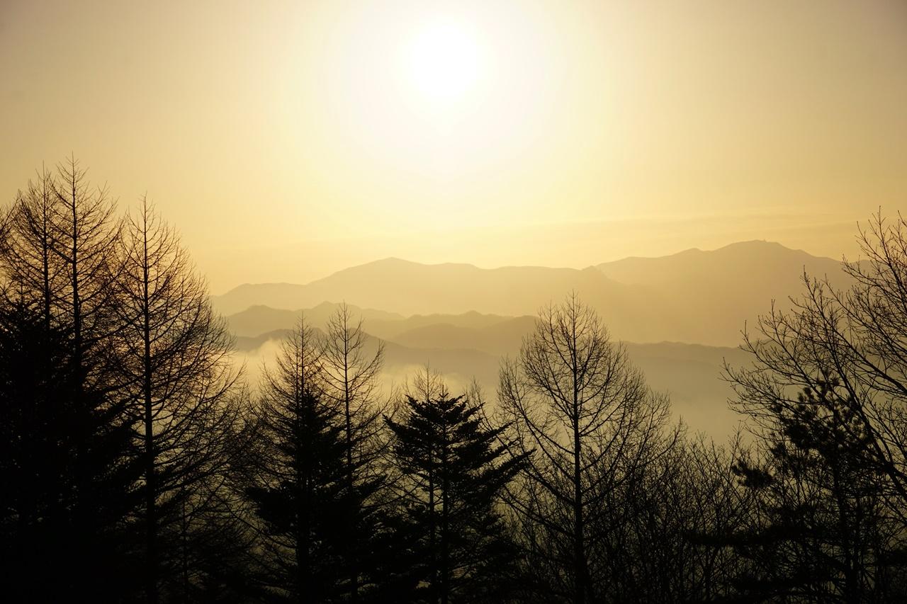 冬の権現岳 日帰り雪山登山 ~~八ヶ岳と南アルプスの大展望~~