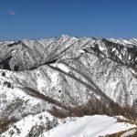 【丹沢】冬の表尾根雪山登山 三ノ塔尾根から塔ノ岳を目指したが……
