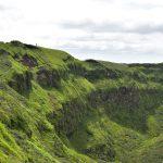 【伊豆諸島・八丈島】八丈富士登山 緑豊かな断崖絶壁の大火口とお鉢巡り