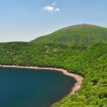 【九州】韓国岳(霧島山)登山 満開のミヤマキリシマ咲く大浪池コース