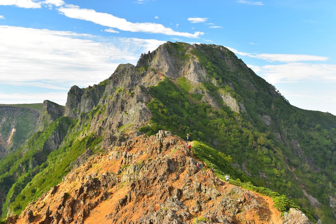 【八ヶ岳】赤岳~横岳~硫黄岳 行者小屋テント泊縦走登山