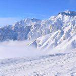 【北アルプス】冬の唐松岳 大雲海の絶景と暴風 夜行バスで行く日帰り雪山登山