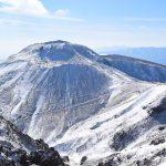 【那須岳】冬の茶臼岳~朝日岳 電車・バスで行く日帰り雪山登山