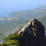 【屋久島】モッチョム岳(本富岳)登山 海の展望と花崗岩の大岩壁!