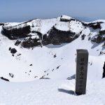 【富士山】GWの富士山~剣ヶ峰へ 残雪日帰り登山(富士宮コース)