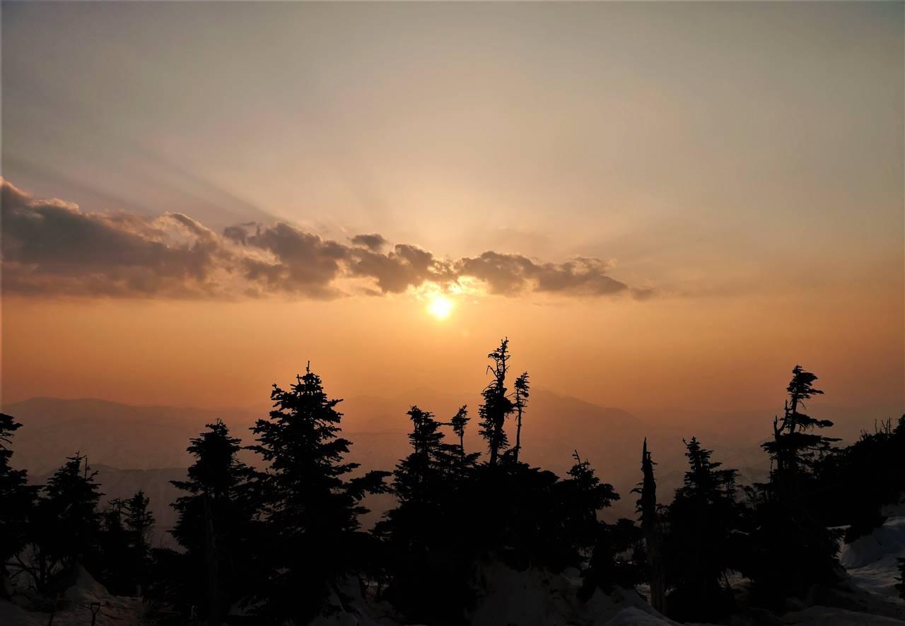 【祝!登山記事300回達成記念】7月の夏山登山を振り返る