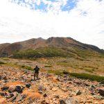 【御嶽山】二ノ池~摩利支天山 日帰り紅葉登山 噴火の面影が残る霊峰へ