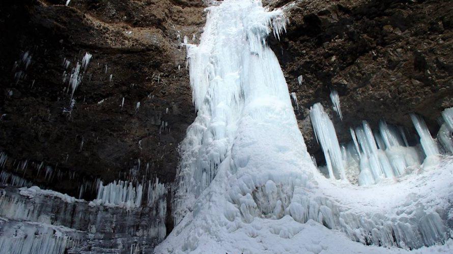 【登山】冬にしか見れない景色