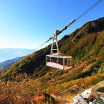 登山ロープウェイ・ゴンドラ 2020年の運行状況について