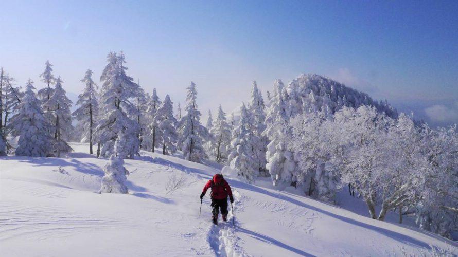 冬のラッセル登山 人気の雪山でも起こりえる死闘! │ 今日という日を ...