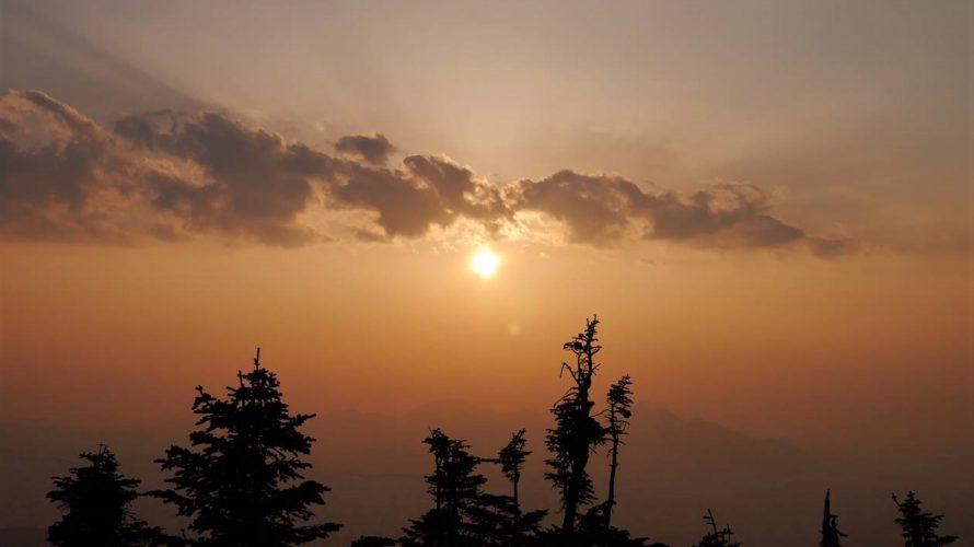 登山で参考になる山の天気予報サイト