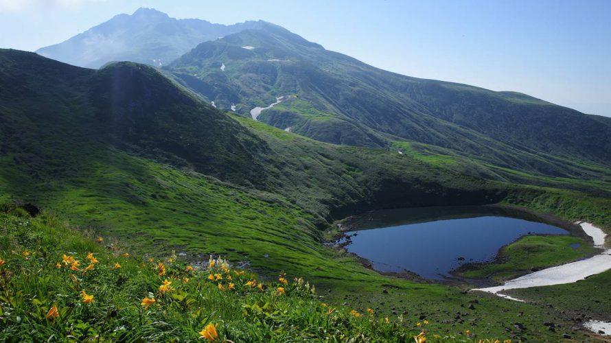 鳥海山 ご来光と海の大展望!山小屋泊登山
